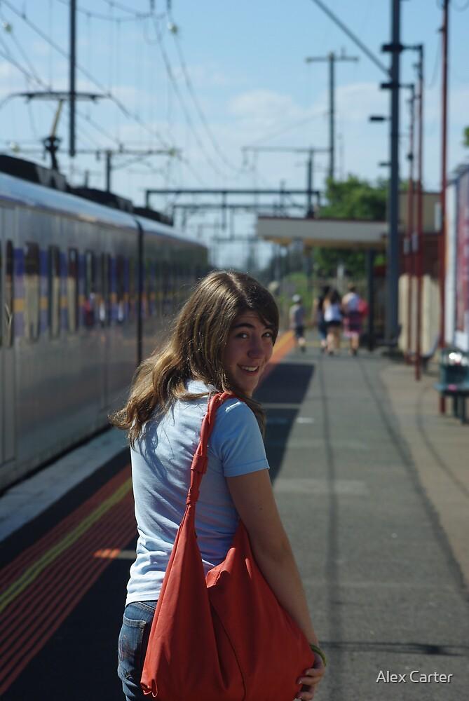 Train Station by Alex Carter