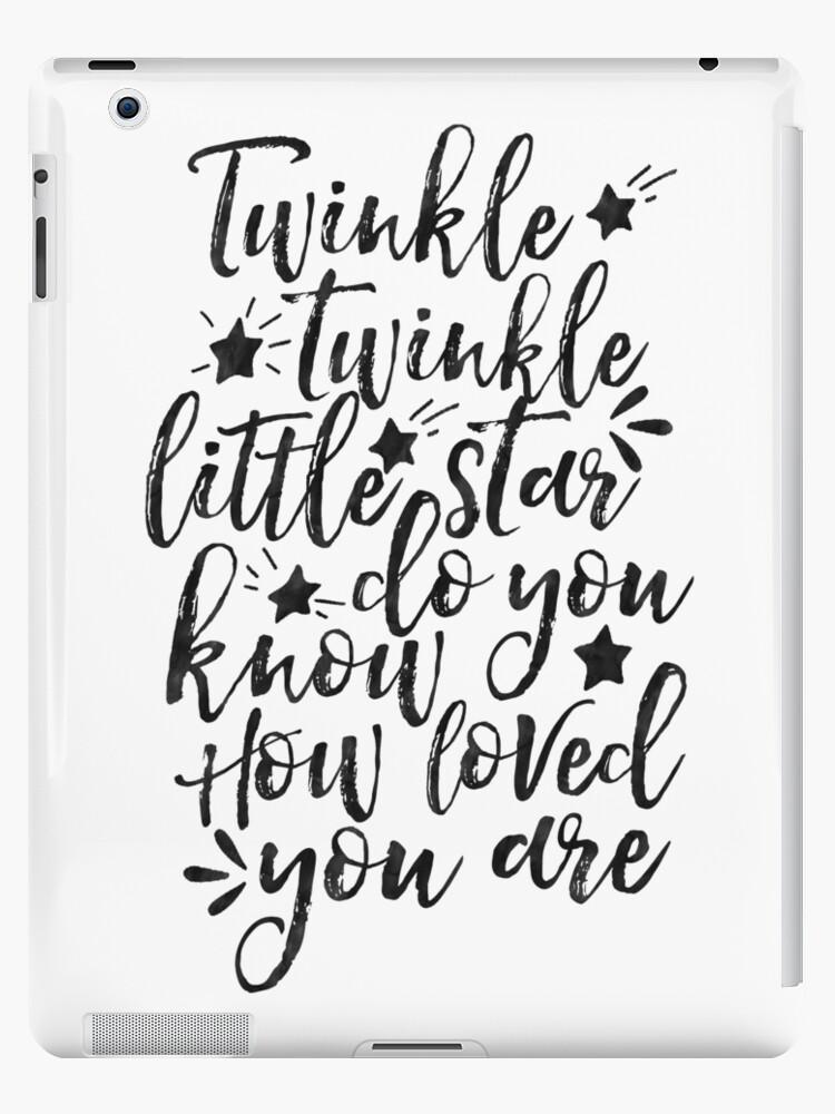 Twinkle Twinkle Little Star,Nursery Decor,Nursery Wall Art,Nursery ...