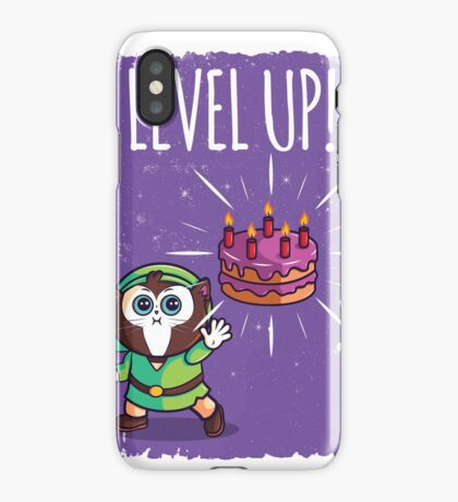 Level up iPhone Case