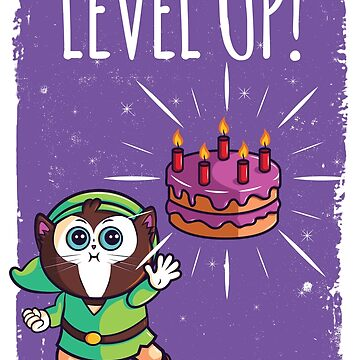 Level up by scoweston