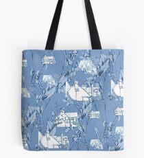 Cotswold Florals Tote Bag