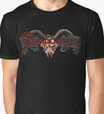 Run Into The Shadow Graphic T-Shirt