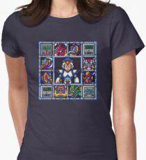 Mavericks Women's Fitted T-Shirt