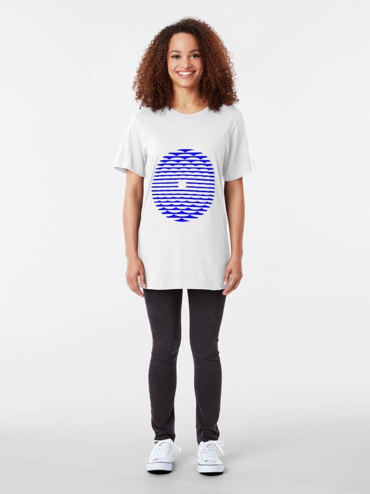 Alternate view of The Binding Light Slim Fit T-Shirt