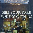 Scottish Whisky - The Royal Mile - Edinburgh by Colin  Williams Photography