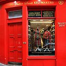 Kiltmakers - Edinburgh by Colin  Williams Photography