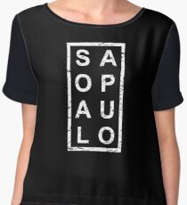 Stylish Sao Paulo Chiffon Top