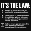 The laws of thermodynamics by FrontierMM