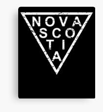 Stylish Nova Scotia Canvas Print