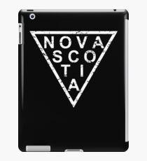 Stylish Nova Scotia iPad Case/Skin