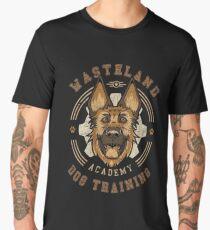 Fallout 4 dog training academy ' dogmeat ' Men's Premium T-Shirt