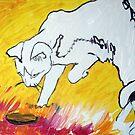 The White Cat by Juhan Rodrik