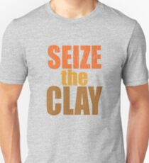 Pottery Funny Design - Seize The Clay T-Shirt