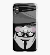 Vendetta iPhone Case/Skin