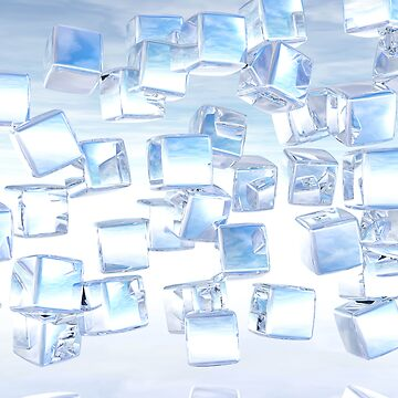 Ice Cubes by quartzmonzonite