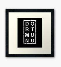 Stylish Dortmund Framed Print