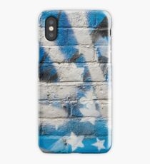 Cool Blue Controversy iPhone Case/Skin