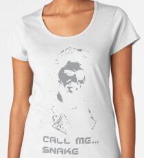 call me snake Women's Premium T-Shirt