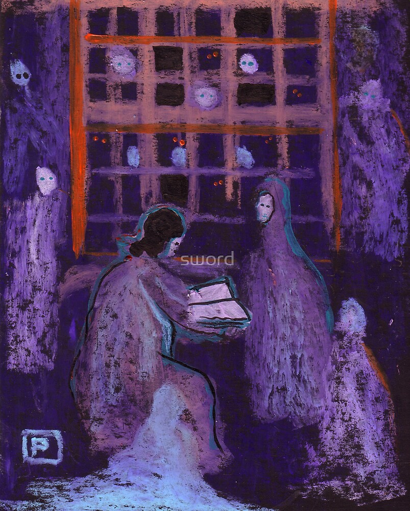 Ghost stories by sword