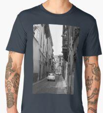 Cinquecento Fiat 500 Verona BW Men's Premium T-Shirt