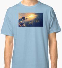 Surfs Blue surfing fun Classic T-Shirt