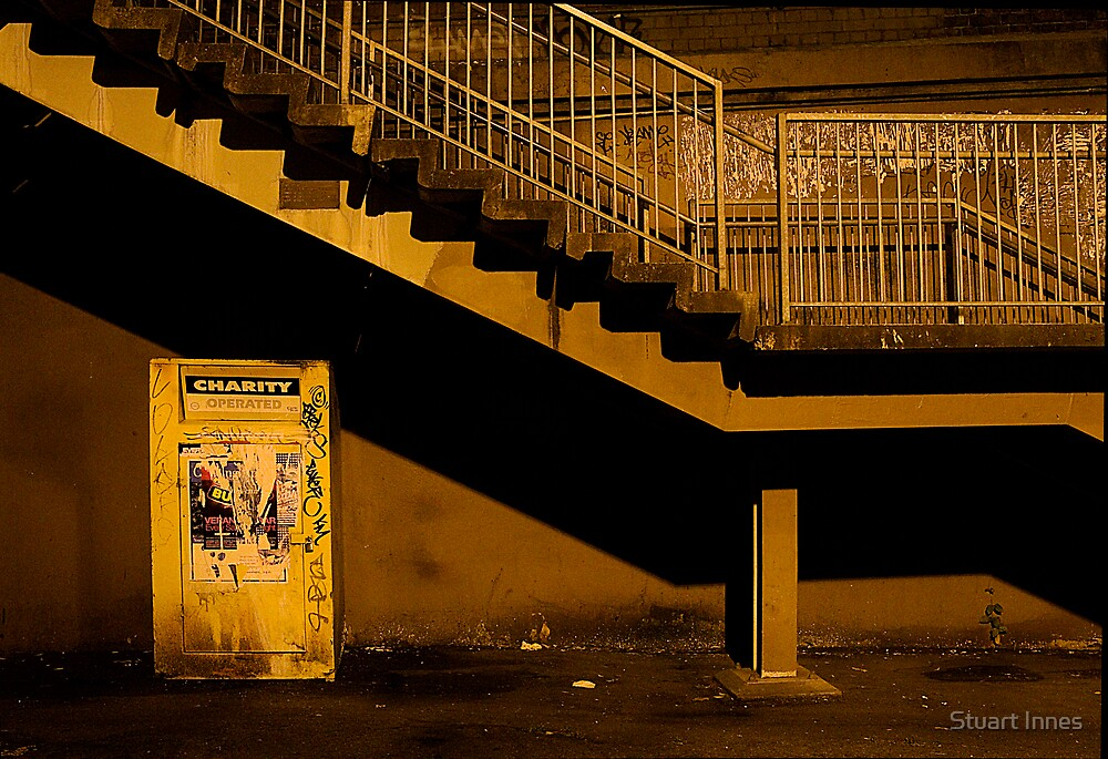 marrickville by night by Stuart Innes