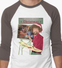 Bob Ross Christmas T-Shirt