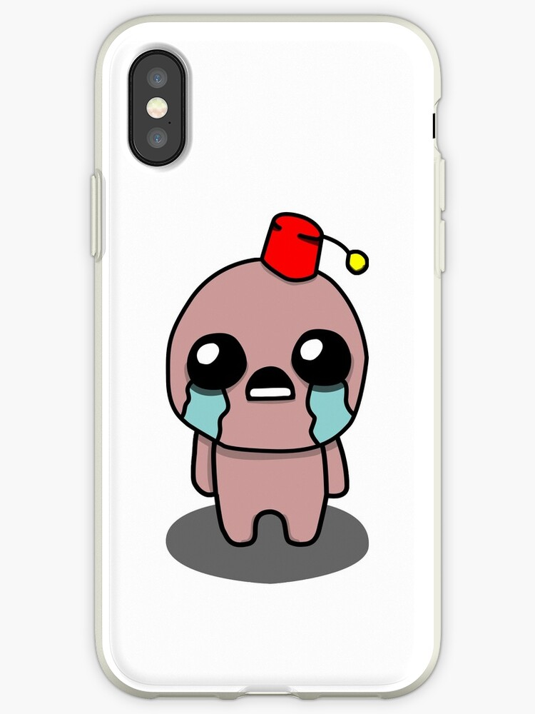 'The Binding Of Isaac Character - Judas' iPhone Case by Trick6