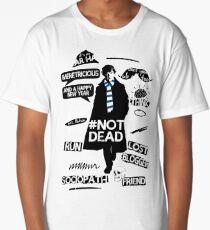 Sherlock quotes Long T-Shirt
