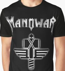 manowar - metal head project Graphic T-Shirt