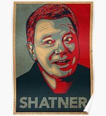 SHATNER Poster