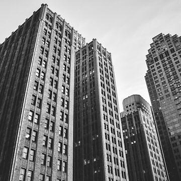 Skyscraper by Xymota