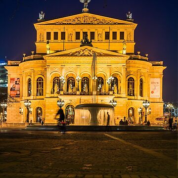 Alte Oper by marychaco