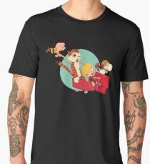 Calvin and Charlie Men's Premium T-Shirt