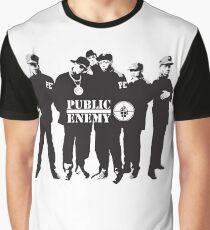 Public Enemy #1 Graphic T-Shirt