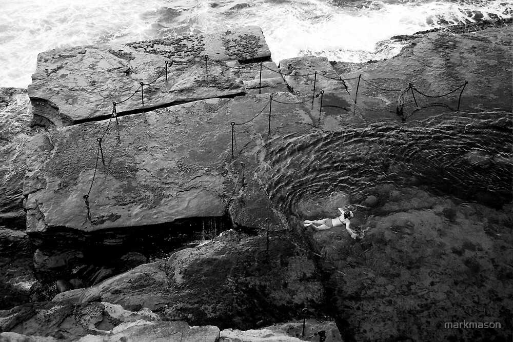Bogey Hole Mermaid by markmason