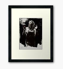 "Blanche Dubois Nr. 6 ""Helldunkel"" Gerahmtes Wandbild"