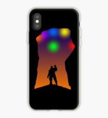 Vinilo o funda para iPhone Poder infinito.