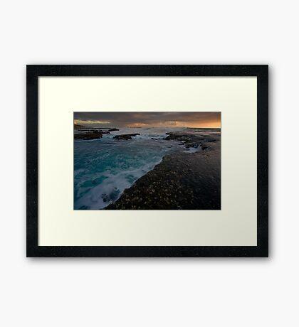 Carmel's Corner Framed Print