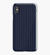 Сonor McGregor - Fuck You - Navy Pin Stripe Design iPhone Case/Skin