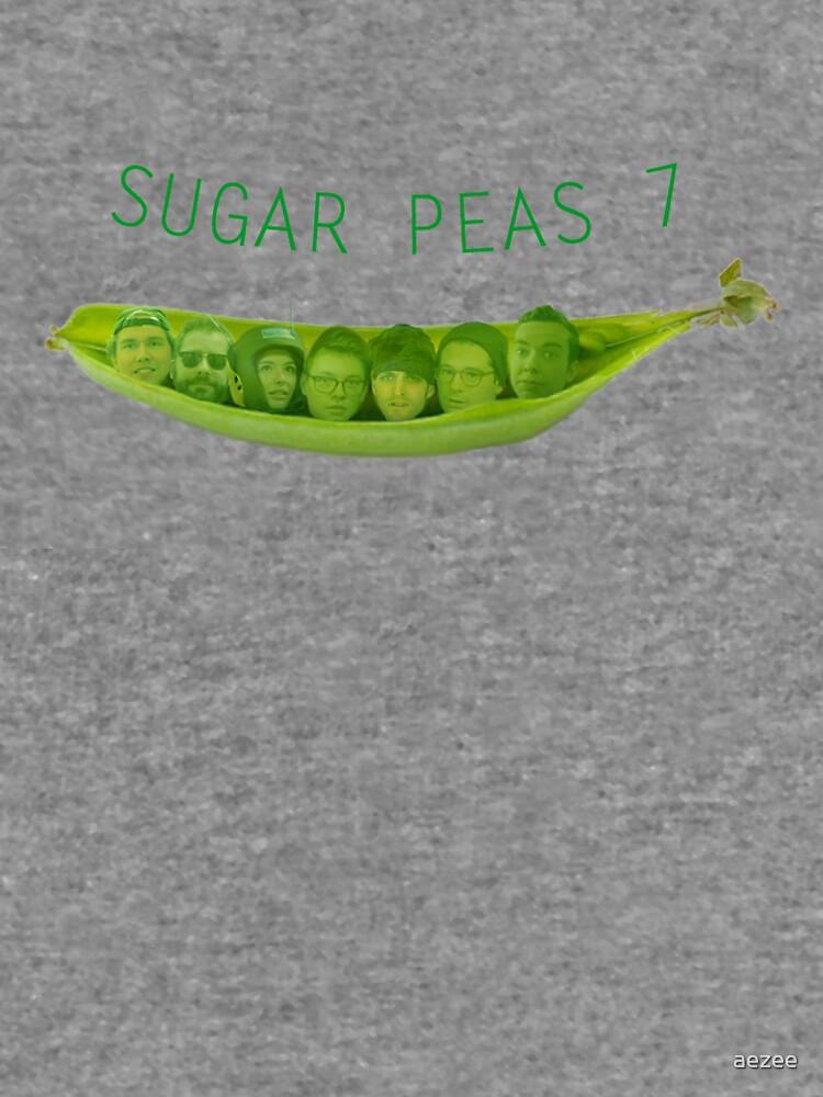 SUGAR PEAS 7 by aezee