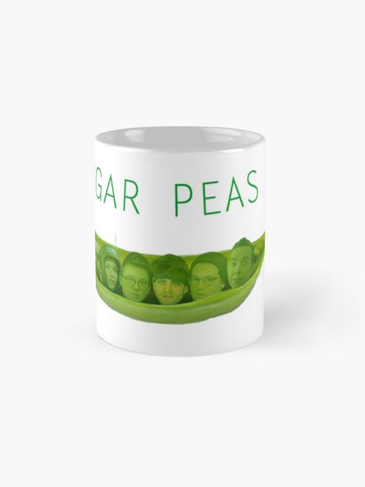 Alternate view of SUGAR PEAS 7 Mug