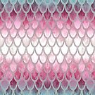Pretty Mermaid Scales 204 by artlovepassion