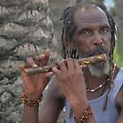 The Flute by Margaret Shark