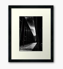 Abyss Framed Print