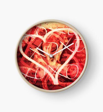 XoXo Clock