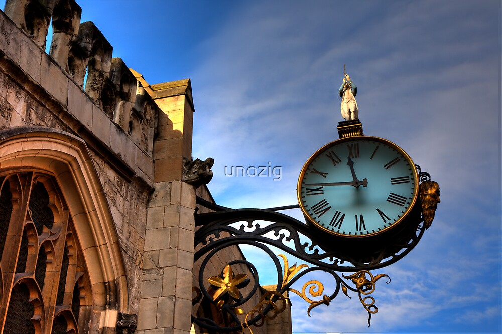 Time is .... by unozig