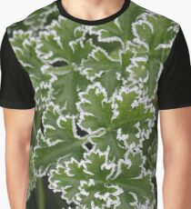Frosty Parsley Graphic T-Shirt