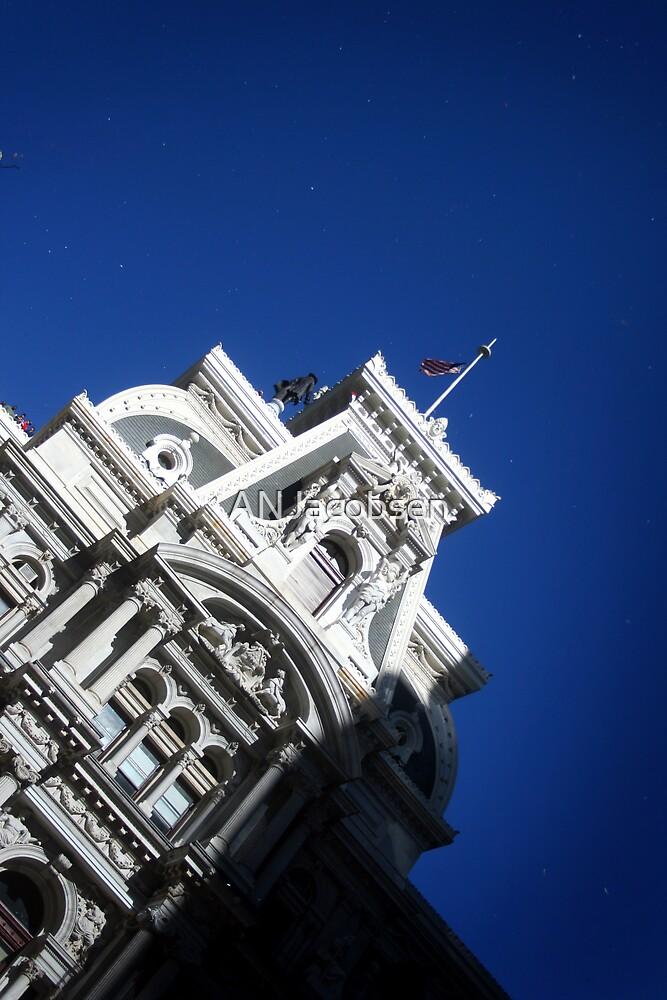 City Hall Philadelphia by ANJacobsen