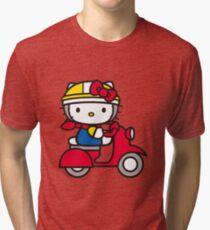 Hello Kitty Tri-blend T-Shirt